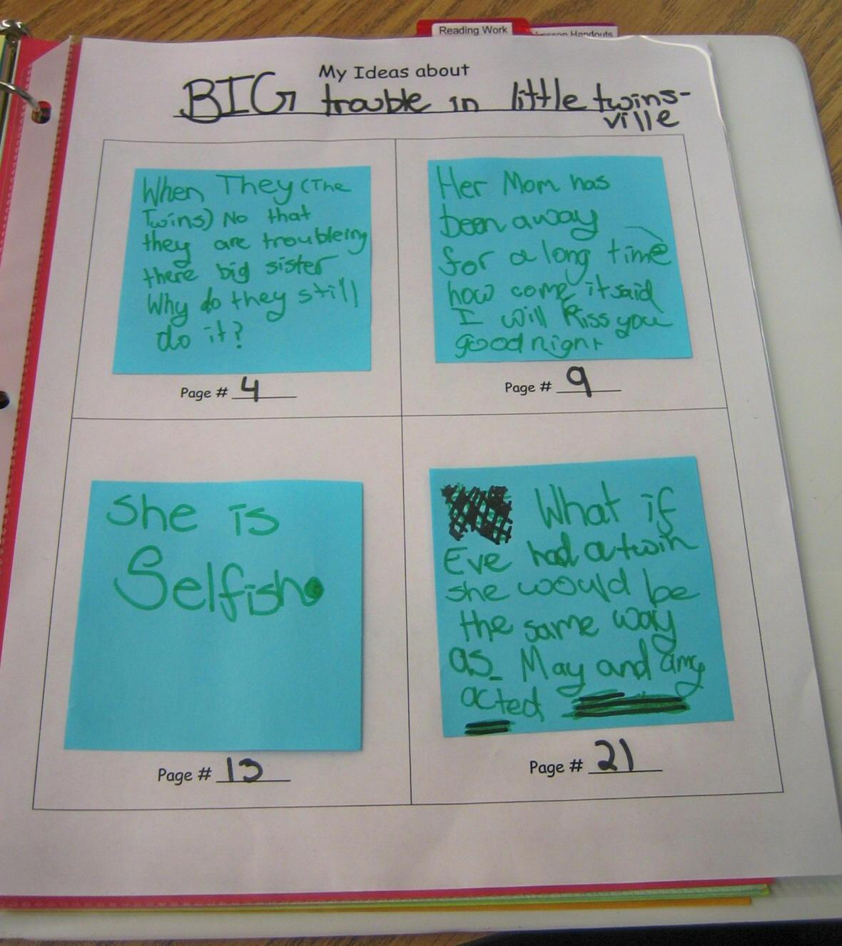 happy birthday post it  35 ideas for the classroom  u2013 4 o