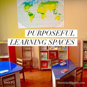 Purposeful Learning Spaces