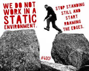 Stop Standing Still